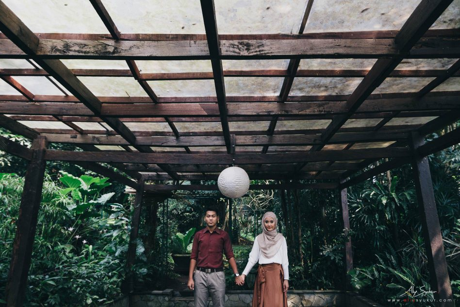 Hidden Paradise Jakarta Session - Aliy Photography