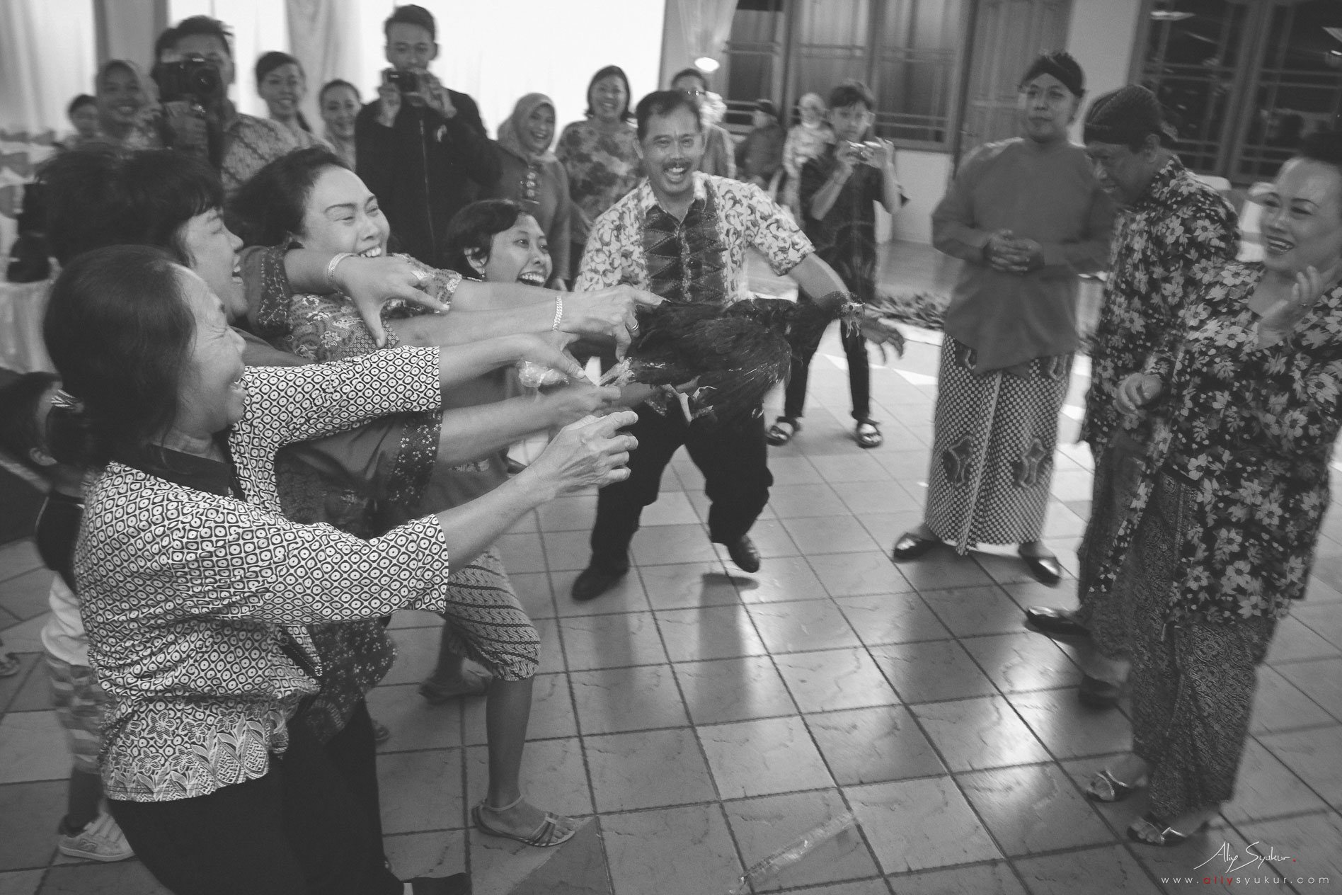 Sahid Rich Jogja Wedding - Aliy Photography - Jogja Wedding Photographer