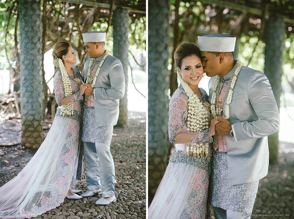 American Couple Post Wedding - Kebun Raya Bogor Post Wedding