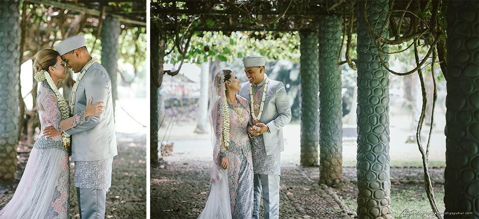 American Couple Post Wedding - Kebun Raya Bogor Post Wedding 2