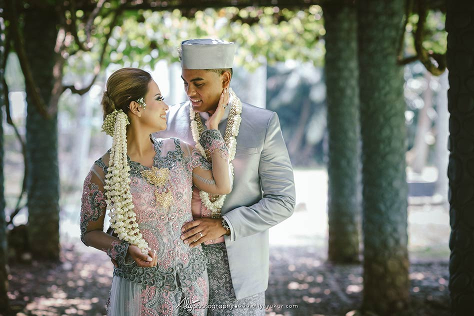 American Couple Post Wedding - Kebun Raya Bogor Post Wedding 3