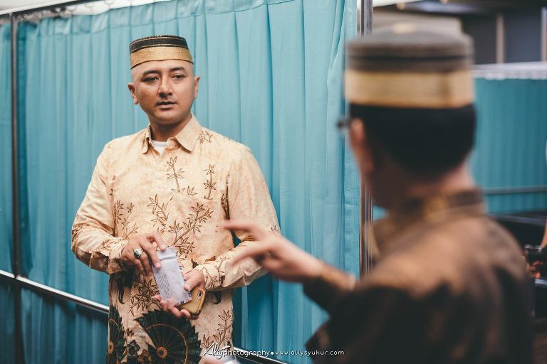 Bugis Wedding - United Tractor Grand Ballroom Wedding 4