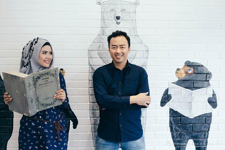 Roaster and Bear Session Yogyakarta