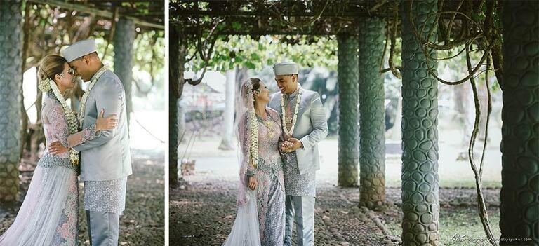 American Couple Post Wedding - Kebun Raya Bogor Post Wedding 2